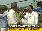 Video : PM Modi's Politics Is Made Of Lies: Tejashwi Yadav Tells NDTV's Ravish Kumar