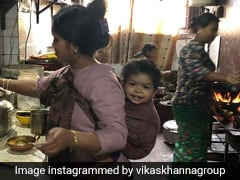 """The """"Most Precious"""" Kitchen Pic That Chef Vikas Khanna Has Ever Clicked"""