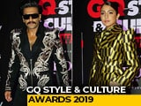 Video : Ranveer & Anushka At GQ Style & Culture Awards