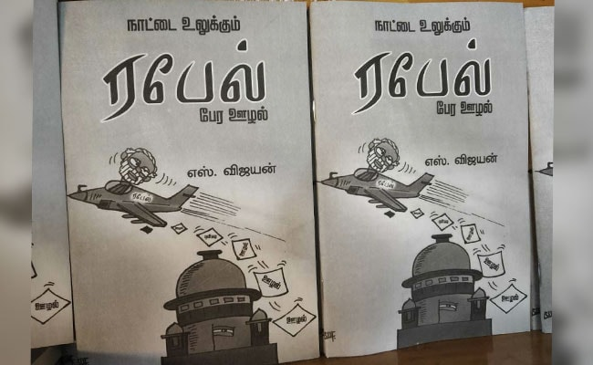 Rafale Deal Book Sells 8,000 Copies Overnight After Being Briefly Seized