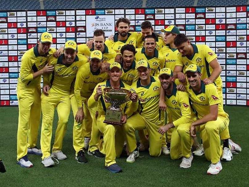 Australia Whitewash Pakistan 5-0 In ODI Series Despite Haris Sohail Hundred