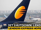 "Video: Jet Lenders ""Reasonably Hopeful"" Of Successful Bids For Grounded Airline"