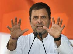 "On PM Claim Of Congress Doing ""Nothing"" In 70 Years, Rahul Gandhi's Reply"