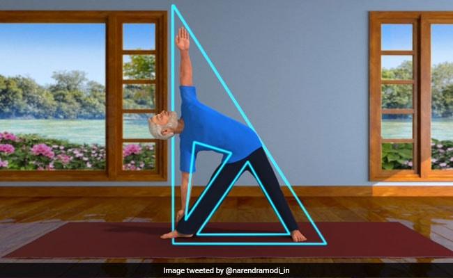 'Yoga With Modi': Now Showing On NaMo TV, Accused Of Political Propaganda