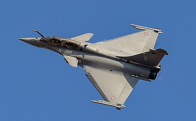 """""""RB-01"""": The Story Behind The Tail Number Of India's First Rafale"""