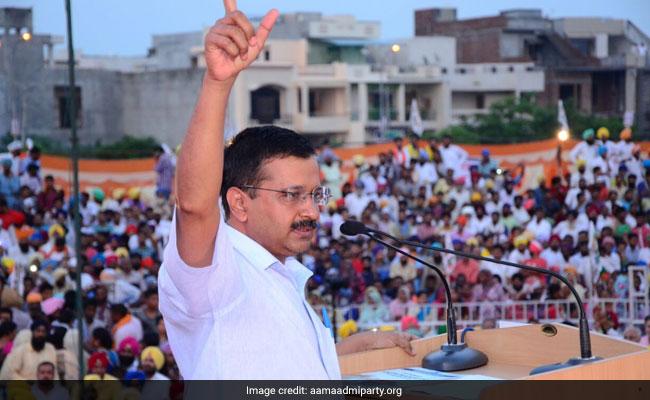 अरविंद केजरीवाल ने मतदाताओं से फिर कहा- 'दूसरी पार्टियों से पैसे और गिफ्ट लो, लेकिन वोट...'