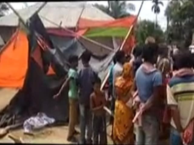 Video : তৃতীয় দফায় ভোটে মালদায় অশান্তি