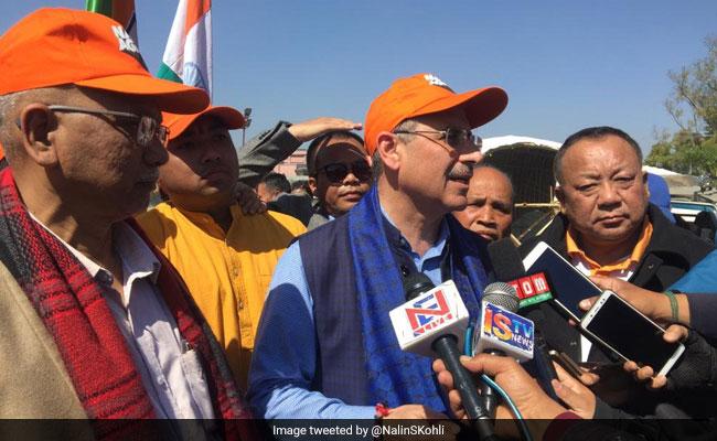 'Respect Court Order, Ready To Prove Majority,' Says Maharashtra BJP Chief