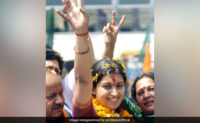 'It's Serious, Smriti Irani's Nomination Should Be Cancelled': Congress On Degree Row