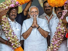 "In Coimbatore, PM's <i>""Chowkidar""</i> Promise Offers Change - But Hurts Many"