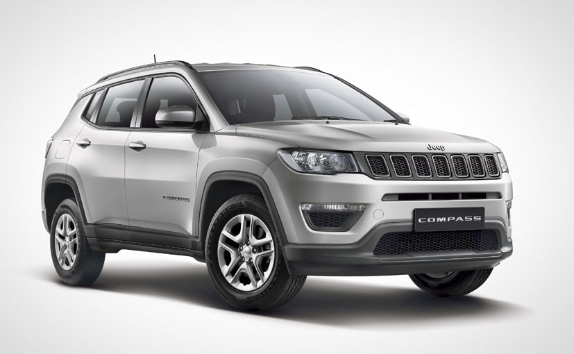 The Jeep Compass Sport Plus is an arch rival to the Tata Harrier.