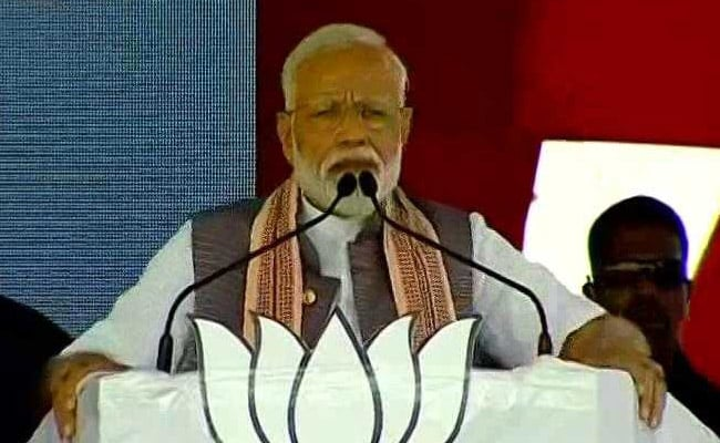 General Election 2019: Citizens Want To Bring This Government Back To Power, Says PM Modi: Highlights