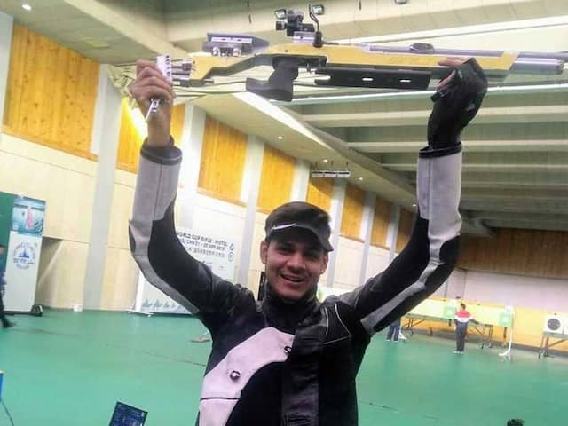 Shooting World Cup: Divyansh Singh Panwar brings fourth Olympic quota for India