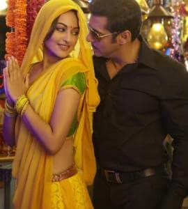 Sonakshi Sinha: <I>Dabangg 3</i> Is Special, Salman Khan Helped Me Find My Calling