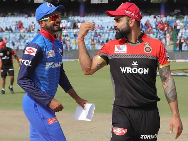 Watch: Virat Kohli Celebrates In Style After Losing 9th Toss In IPL 2019