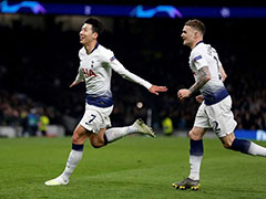 Son Heung-Min Gives Tottenham Hotspur Edge Over Manchester City In Champions League Quarterfinal