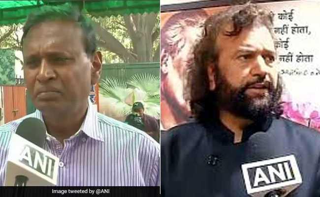 उदित राज का BJP ने काटा टिकट, गायक हंसराज हंस होंगे उत्तर-पश्चिम दिल्ली से उम्मीदवार