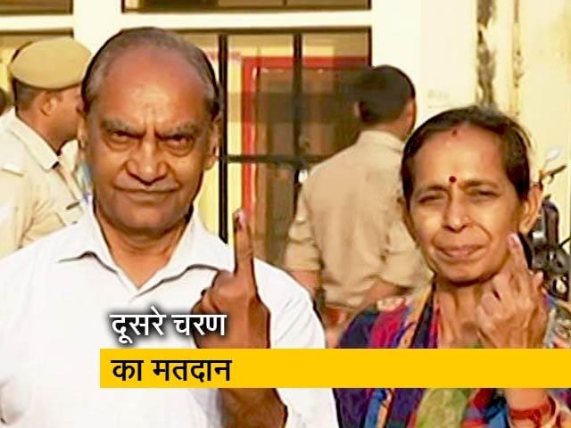 Videos : दूसरे चरण का रण: मथुरा के मतदाताओं की राय