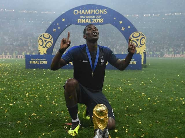 Paul Pogbas World Cup-Winning Boots Sold For 30,000 Euros