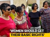 Video: Basic Rights At Risk Without Democracy, Say Women