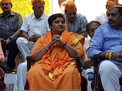 """I Talk When I Want"": Pragya Thakur Dismisses Reports Of BJP Gag Order"