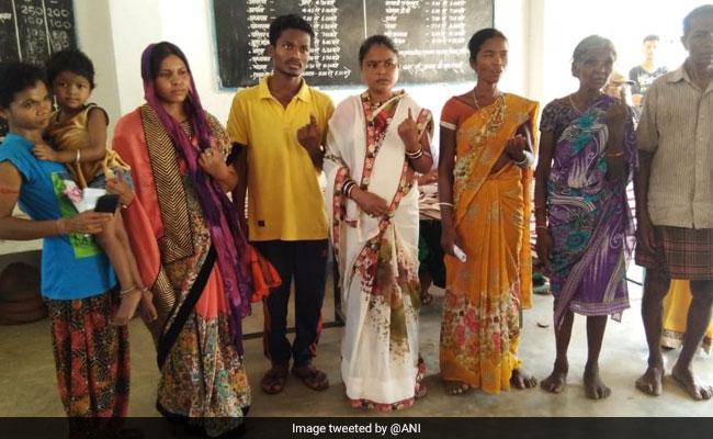 Maoists Killed Chhattisgarh BJP Leader. 2 Days Later, His Family Votes