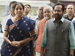 "Poll Body Looked Other Way: Nirmala Sitharaman On Rahul Gandhi ""Untruths"""
