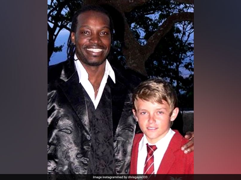 IPL 2019: Chris Gayles Throwback Picture With Kings XI Punjabs Newest Hero Goes Viral