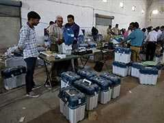 """Glitches In Voting Machines In 50 Places In Andhra"": Chief Poll Officer"