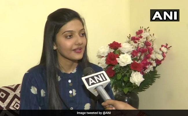Srushti Deshmukh Tops Women Candidates In Civil Service Exam, 5th Overall