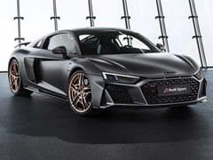 2019 New York Auto Show: 2020 Audi R8 Deccenium Unveiled