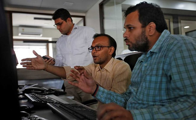 Sensex, Nifty End Higher For Third Day In A Row Led By Banks