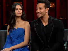 Ananya Panday's April Fool's Day Prank On Tiger Shroff Gone Wrong