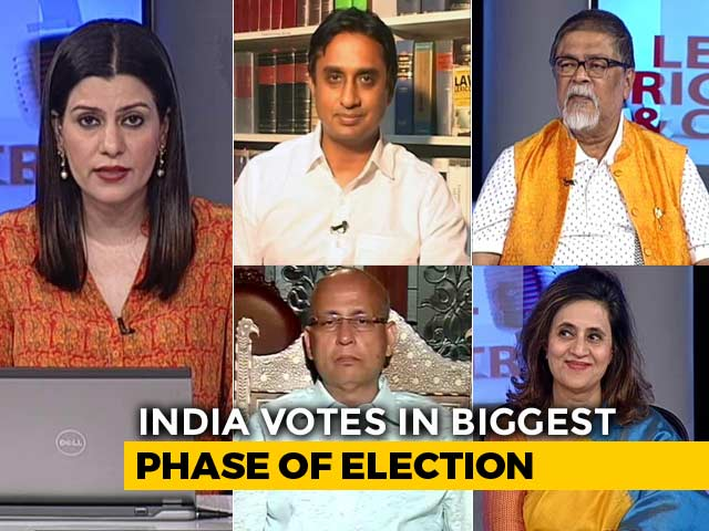 Video : India Votes In The Biggest Phase: Who Has The Edge?