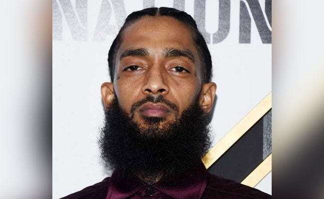 Rapper Nipsey Hussle dead after shooting outside LA shop, according to report