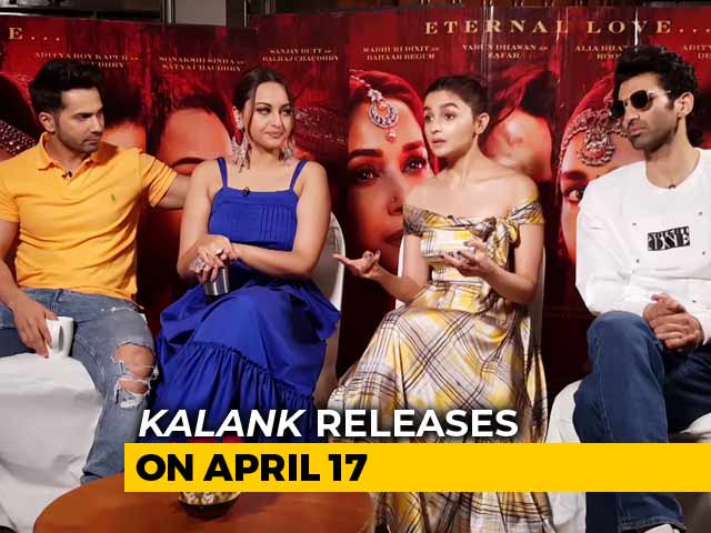 Have Received Positive Feedback For Kalank Trailer: Alia Bhatt