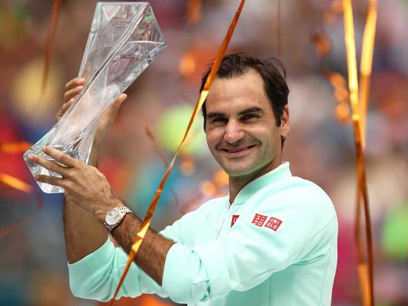 Roger Federer Sweeps Past John Isner In Miami Open Final For 101st Title