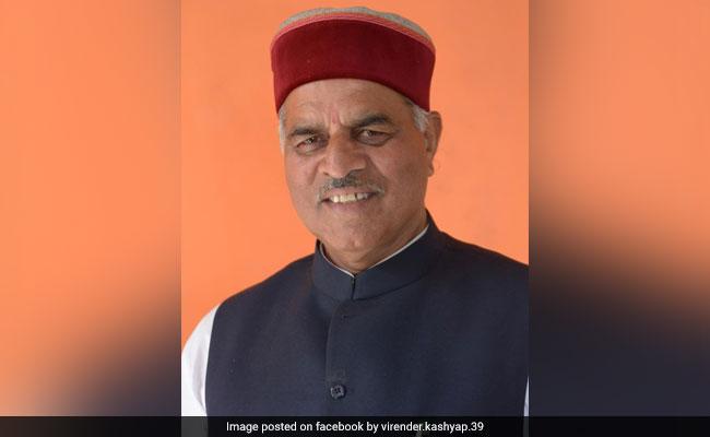 BJP Denies Poll Ticket To Sitting Lawmaker In Shimla Seat