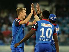 Kagiso Rabada, Chris Morris Lead Delhi Capitals To 39-Run Win Over SunRisers Hyderabad