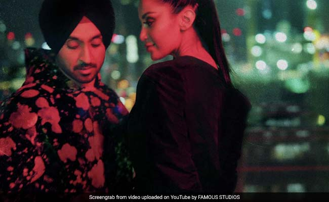 Glimpse Of Diljit Dosanjh's Kylie + Kareena Song Is Out. Seen Yet?