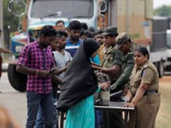 Christian-Muslim Clashes Rock Easter Attacks Town In Sri Lanka