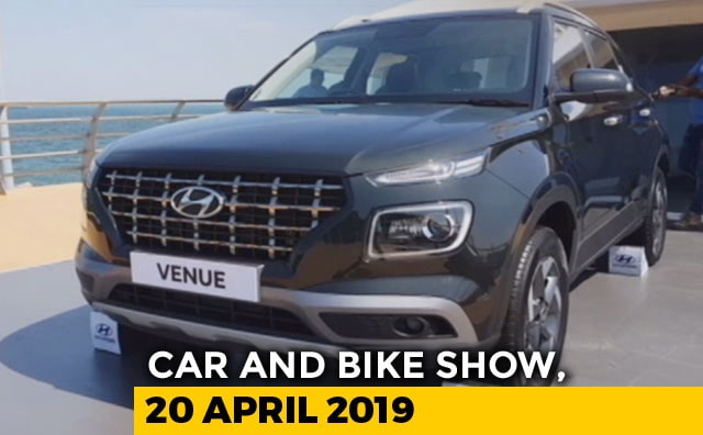 Video : 2019 Wcoty Awards, 2019 New York Auto Show, Hyundai Venue Unveil