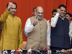 Poll Of Polls Predicts Win For BJP-Shiv Sena In Maharashtra