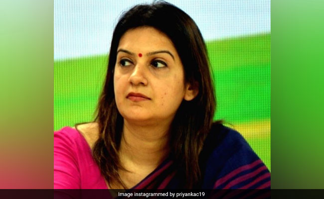Women In Congress Won't Feel Safe: BJP After Priyanka Chaturvedi Quits