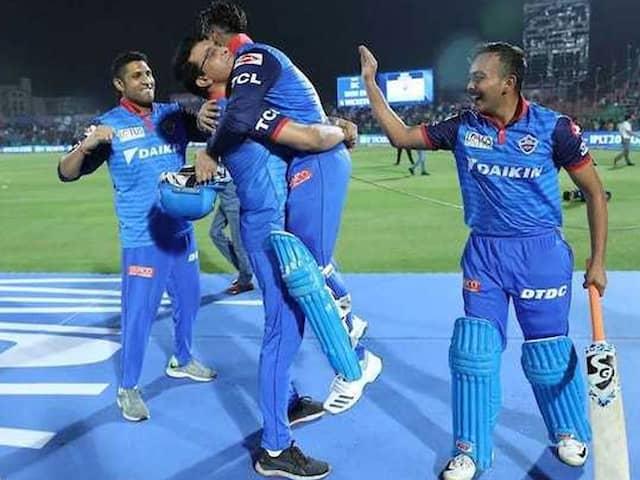 IPL 2019: It felt special when Sourav sir lifted me, says Rishabh Pant