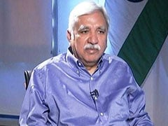 Election Body Chief Sunil Arora Names Deputy To J&K Delimitation Panel