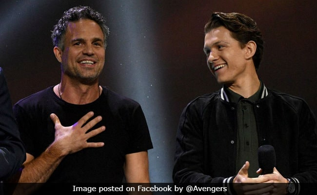 How Avengers: Endgame Directors Kept The Plot Secret From Tom Holland And Mark Ruffalo During Filming