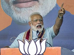 """""""Congress Couldn't Finish Work In 70 Years, How Can I In 5?"""": PM In Bihar"""