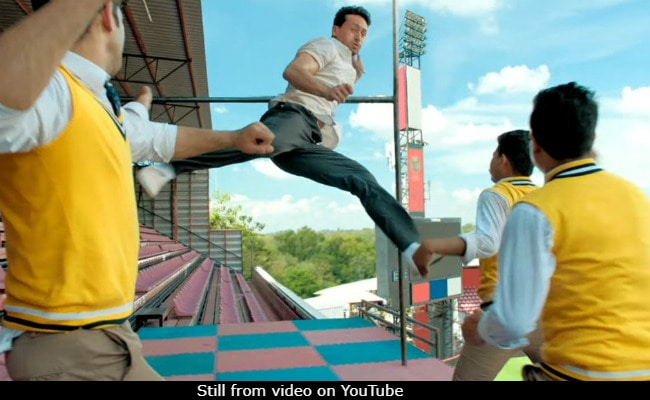 Student Of The Year 2 Trailer: Perma-Airborne Tiger Shroff Is Butt Of Twitter Jokes