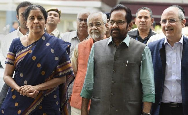 Poll Body Looked Other Way: Nirmala Sitharaman On Rahul Gandhi 'Untruths'